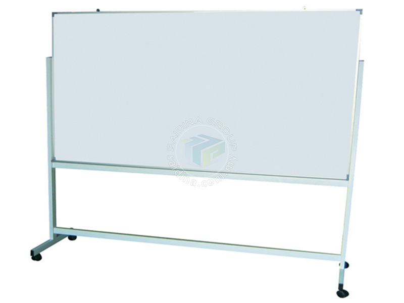 Double Sided White Board with stand
